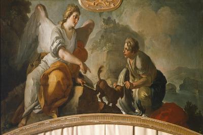 Tobias and Angel-Oronzo Tiso-Giclee Print