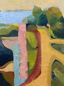 Sandy Hill Farm by Toby Gordon