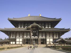 Todaiji Temple, Japan