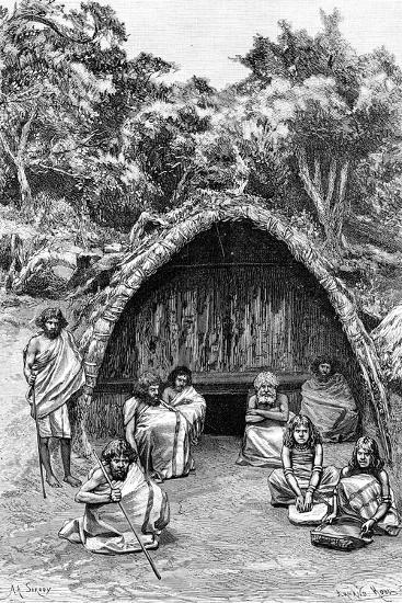 Todas, India, 1895-Armand Kohl-Giclee Print