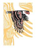 Eagle-Todd Baker-Giclee Print