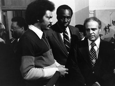 Rev. Jesse Jackson, Ben Hooks, and Vernon Jordan