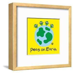 Peas On Earth by Todd Goldman