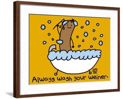Wash Your Weiner