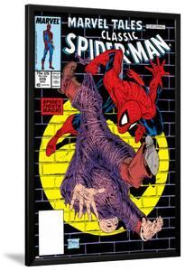Marvel Tales: Spider-Man No.226 Cover: Spider-Man by Todd McFarlane