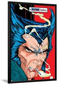 Wolverine No.6: Wolverine and Logan Charging by Todd McFarlane