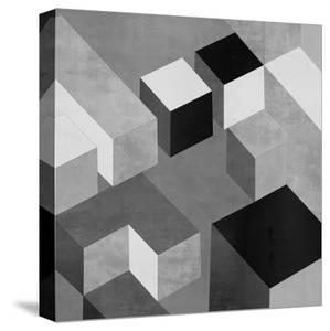 Cubic in Grey II by Todd Simmons
