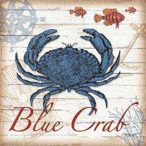 Blue Crab by Todd Williams