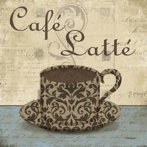 Café Latté by Todd Williams