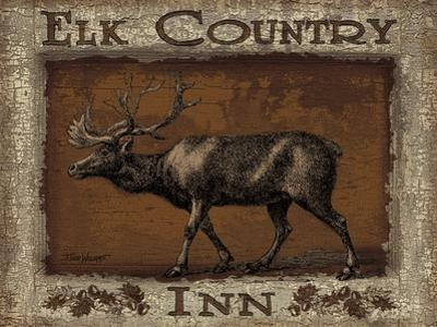 Elk Country - Mini