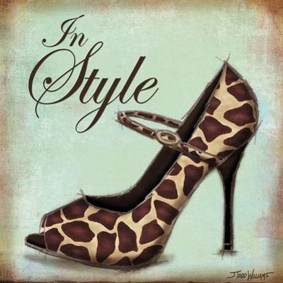 Exotic Shoe II by Todd Williams