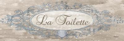 La Toilette Sign - Mini