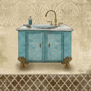 Lattice Bath III by Todd Williams