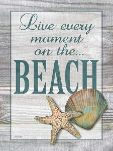 Live Every Moment - Mini by Todd Williams