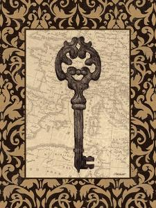 Old World Key I by Todd Williams
