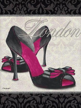 Pink Shoes I