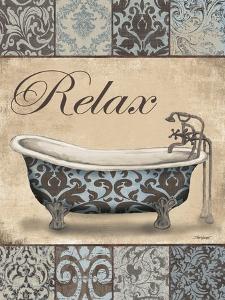 Relax Bath - Mini by Todd Williams