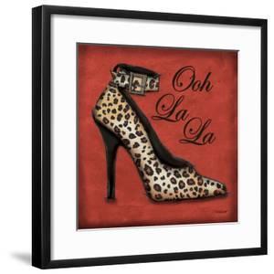 Safari Shoe I by Todd Williams