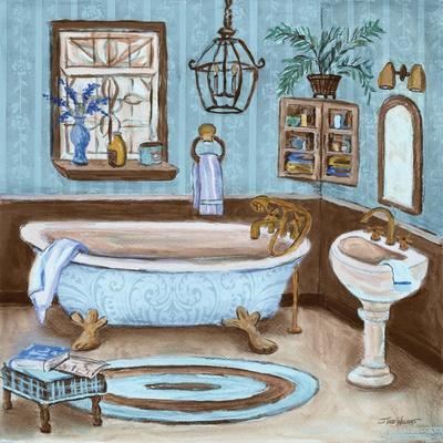 Tranquil Bath I