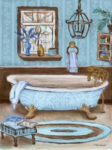 Tranquil Tub I - Mini by Todd Williams