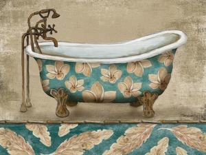 Tropical Bathtub II by Todd Williams