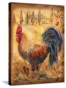 Tuscan Rooster II by Todd Williams