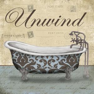 Unwind Tub by Todd Williams