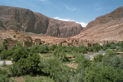 Todra Gorge, Morocco-Vivienne Sharp-Photographic Print