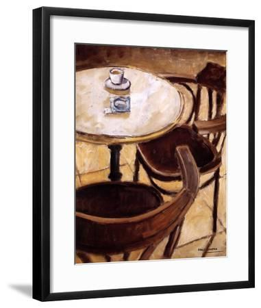 Together Forever I-Adolf Llovera-Framed Art Print