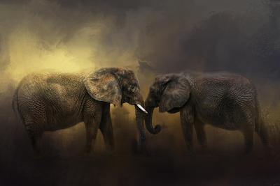 Together Through the Storms-Jai Johnson-Giclee Print