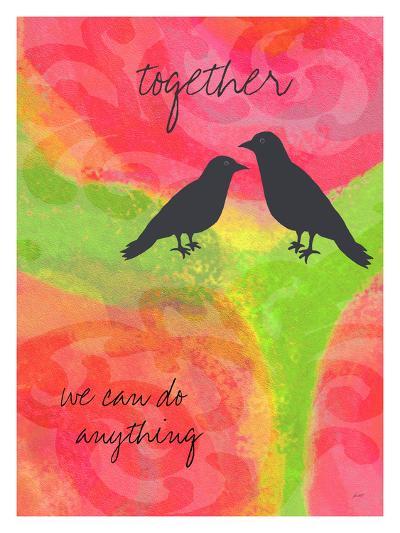 Together-Lisa Weedn-Giclee Print