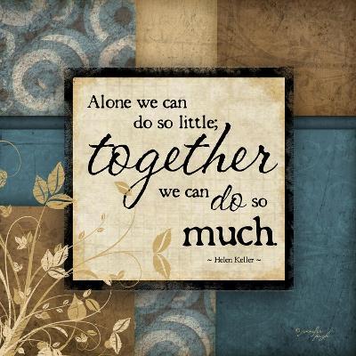 Together-Jennifer Pugh-Art Print