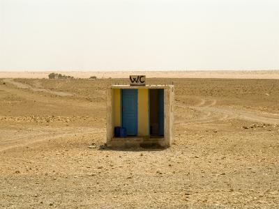 Toilet-Nico Tondini-Photographic Print
