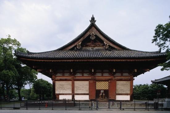 Toji Temple, Kyoto, Kansai, 9th Century, Japan--Giclee Print
