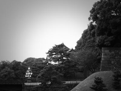Tokyo Imperial Palace-NaxArt-Art Print
