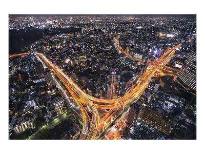 Tokyo Traffic--Art Print