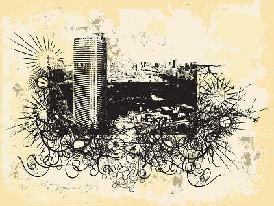 Tokyo-JENNY SOLOMON-Art Print