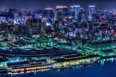 Tokyo-Tomoshi Hara-Photographic Print
