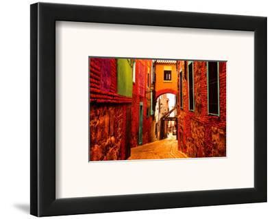 Toledo, Spain IV-Ynon Mabat-Framed Art Print