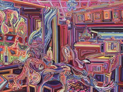 Tolerance-Josh Byer-Giclee Print