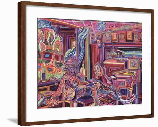 Tolerance-Josh Byer-Framed Giclee Print