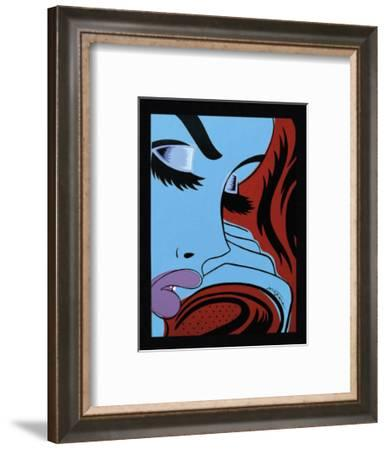 Toll Call-Niagara-Framed Art Print
