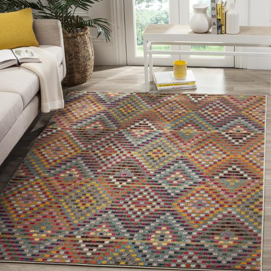 "Toluca Area Rug - 5'1"" x 7'7""--Home Accessories"