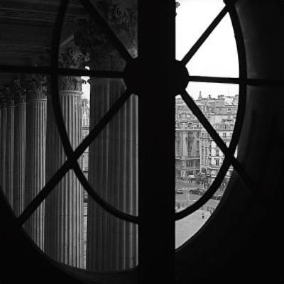 From a Window of the Louvre
