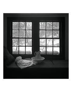 Window Seat Blizzard by Tom Artin