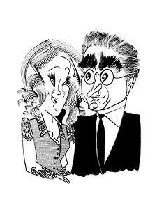 Levy & O'Hara - Cartoon by Tom Bachtell