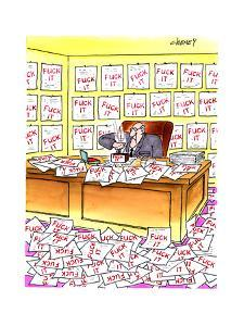 Cartoon by Tom Cheney