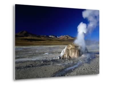 El Tatio Geysers of the Atacama Desert
