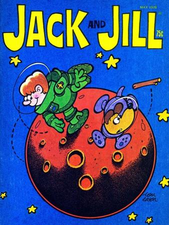 Space Fetch - Jack and Jill, May 1978
