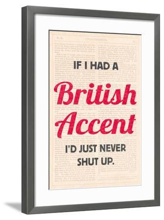 Accents I